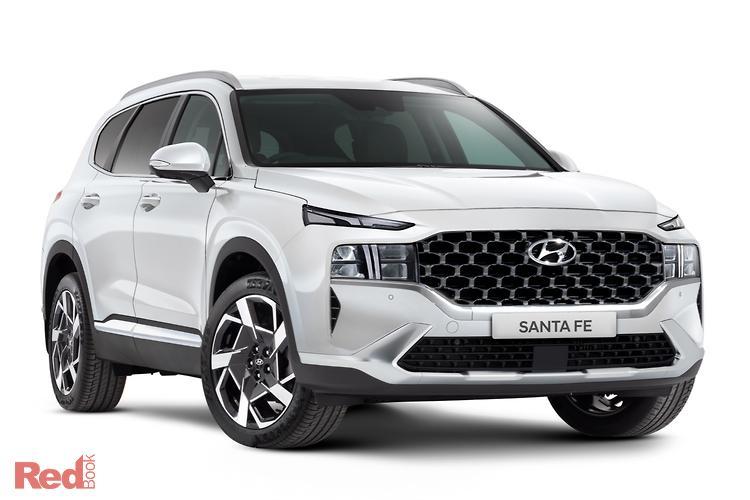 2021 Hyundai Santa FE Elite TM.V3 MY21 4X4 On Demand