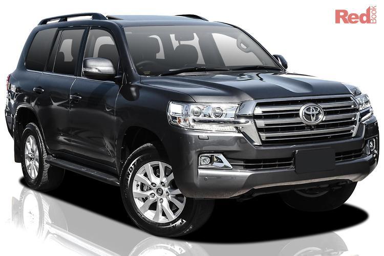 2019 Toyota Landcruiser VX VDJ200R 4X4 Dual Range