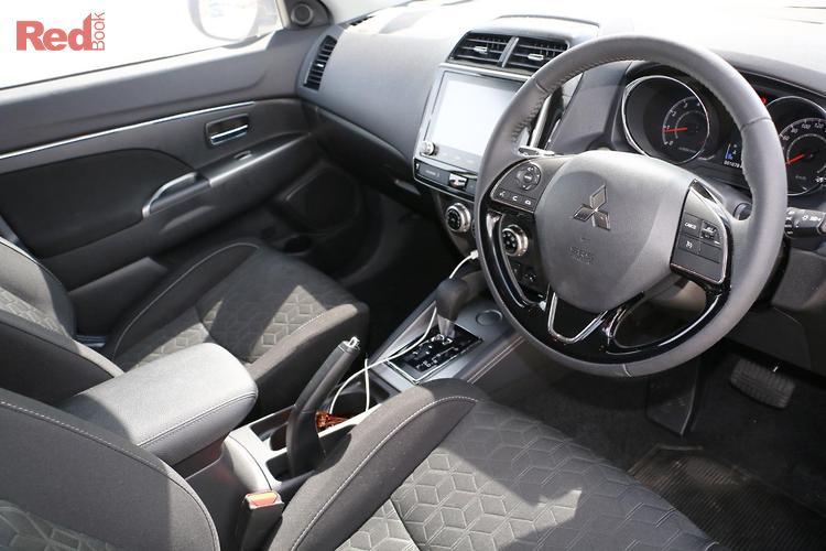 2019 Mitsubishi ASX LS XD MY20