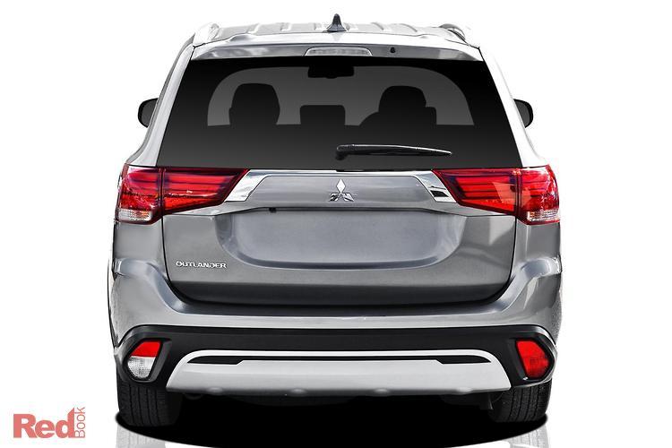 2019 Mitsubishi Outlander ES ZL MY20 AWD