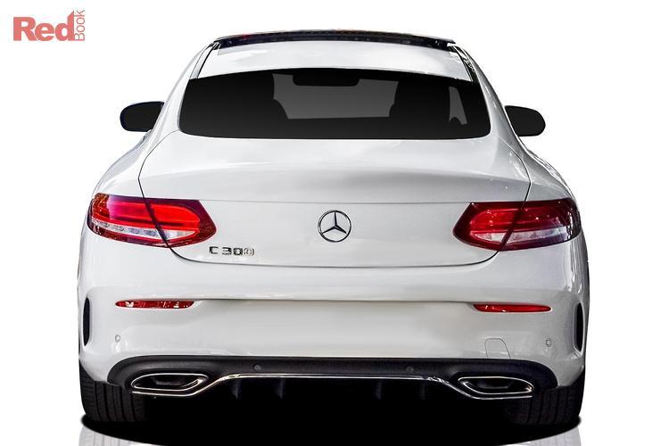 2019 Mercedes-Benz C-Class C300 C205