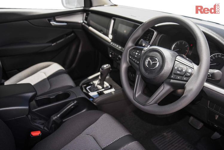 2021 Mazda BT-50 XT TF