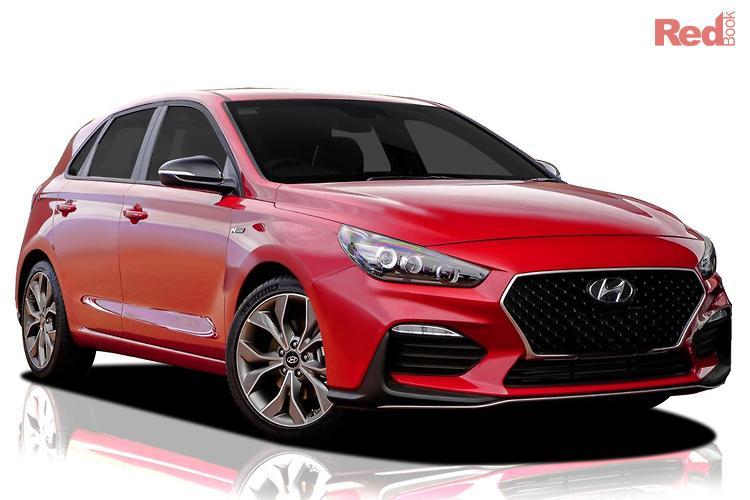2020 Hyundai I30 N Line PD.V4 MY21