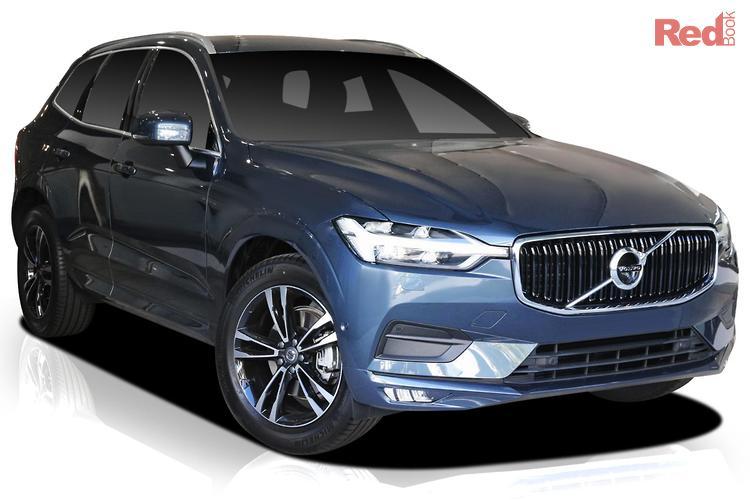 2020 Volvo XC60 D4 Momentum MY21 AWD