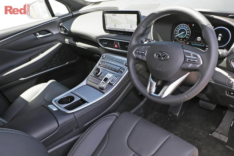 2020 Hyundai Santa FE Highlander TM.V3 MY21 4X4 On Demand