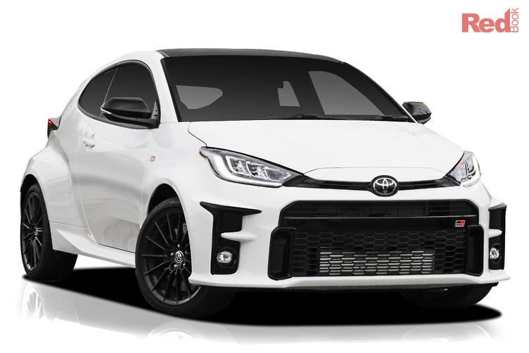 2020 Toyota Yaris GR GXPA16R Four Wheel Drive