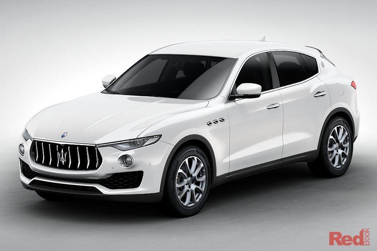 2021 Maserati Levante 350 M161 MY21 4X4 On Demand