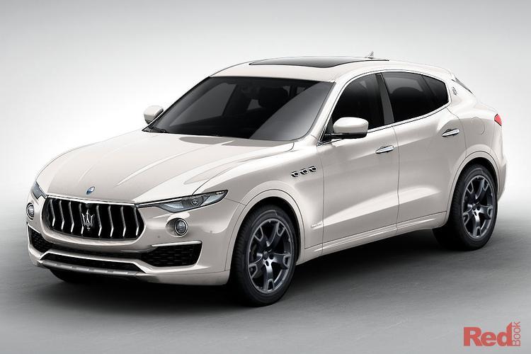 2021 Maserati Levante Granlusso M161 MY21 4X4 On Demand