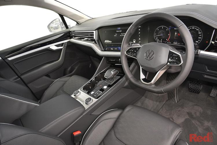 2020 Volkswagen Touareg 210TDI Elegance CR MY21