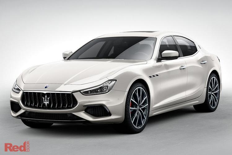 2021 Maserati Ghibli Gransport M157 MY21