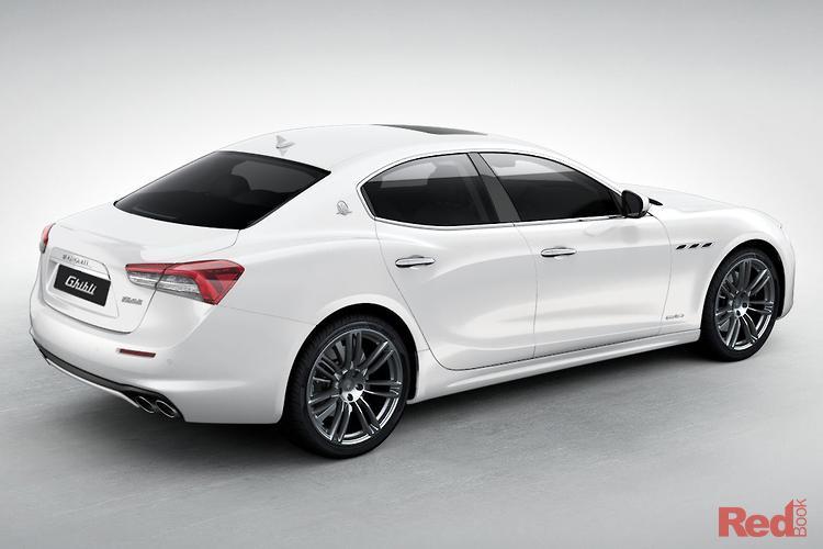 2021 Maserati Ghibli Granlusso M157 MY21