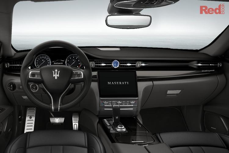 2021 Maserati Quattroporte Gransport M156 MY21