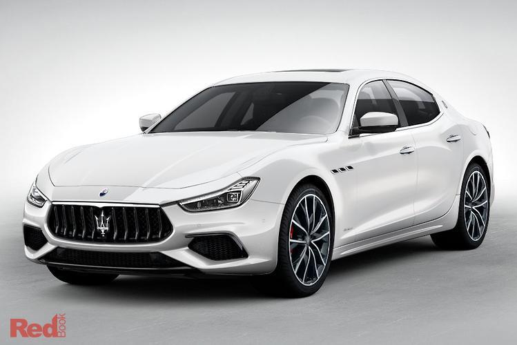 2021 Maserati Ghibli S Gransport M157 MY21