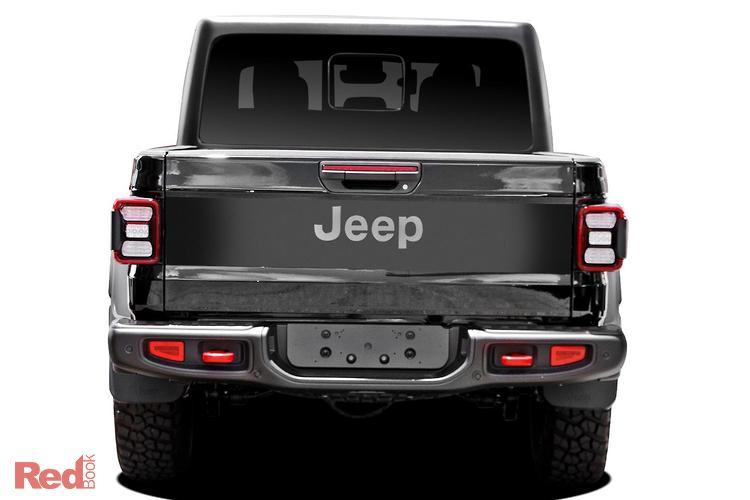 2021 Jeep Gladiator Rubicon JT MY21 V2 4X4 On Demand