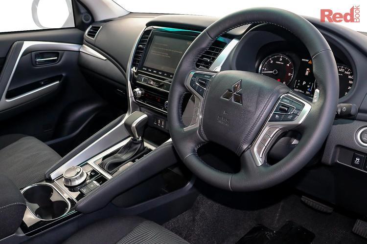 2021 Mitsubishi Pajero Sport GLX QF MY21 4X4 Dual Range