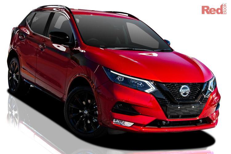 2020 Nissan Qashqai Midnight Edition J11 Series 3 MY20