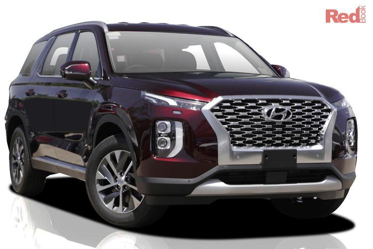 2020 Hyundai Palisade  LX2.V1 MY21 AWD