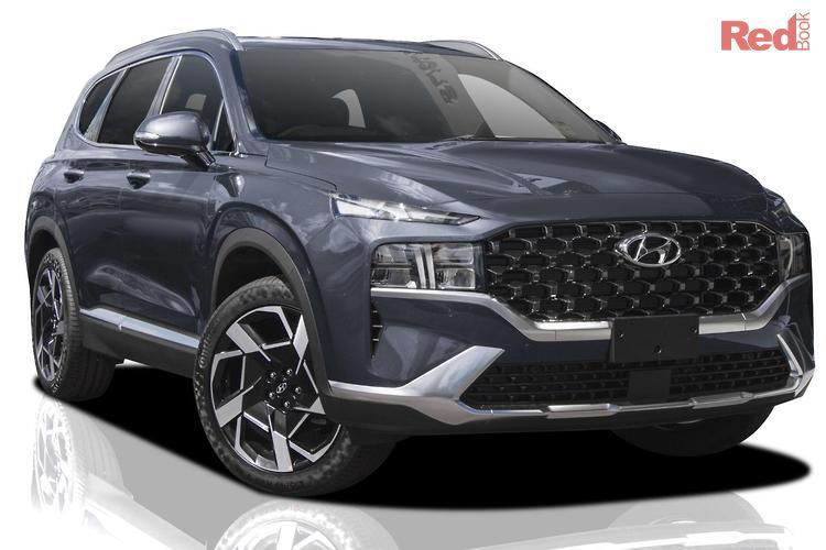 2021 Hyundai Santa FE Elite TM.V3 MY21