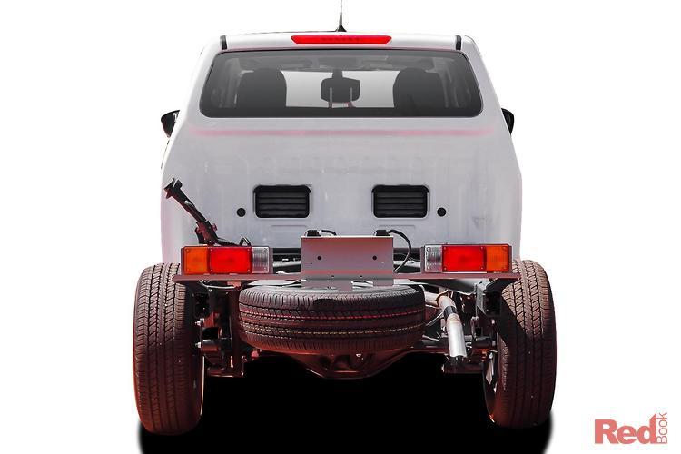 2021 Nissan Navara SL D23 4X4 Dual Range