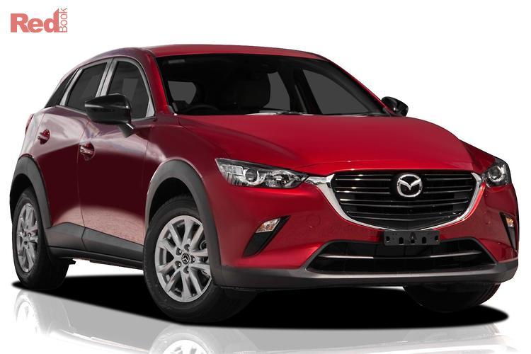 2021 Mazda CX-3 Maxx Sport LE DK