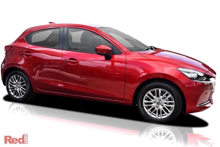 2021 Mazda 2 G15 Evolve DJ Series