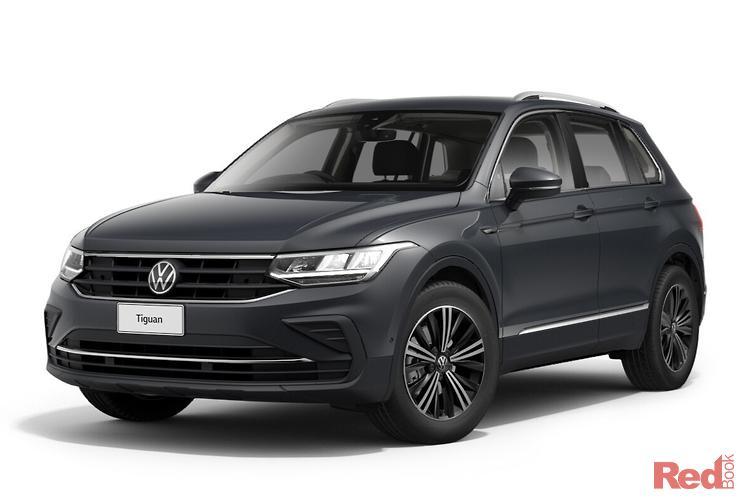 2020 Volkswagen Tiguan 110TSI Life 5N MY21