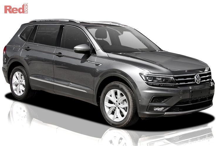 2020 Volkswagen Tiguan 110TSI Comfortline Allspace 5N MY21