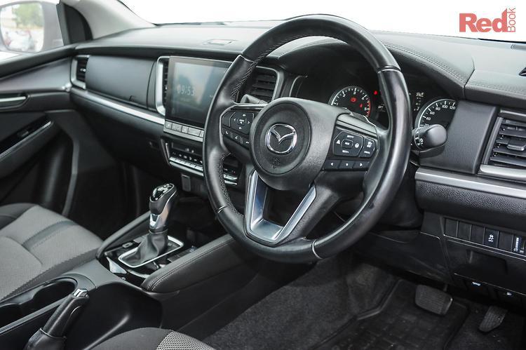 2021 Mazda BT-50 XTR TF