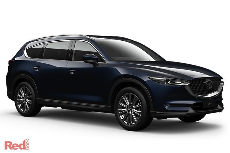 2021 Mazda CX-8 Asaki KG Series AWD