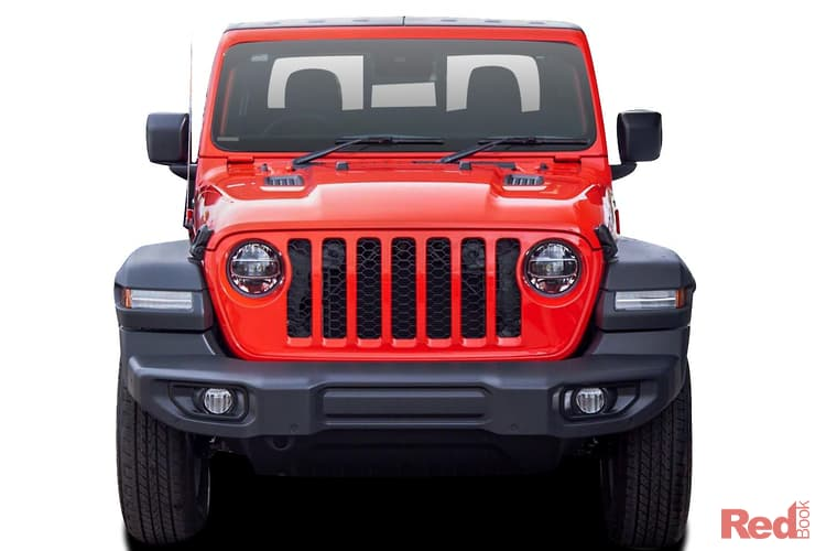 2021 Jeep Gladiator Sport S JT MY21 4X4 On Demand