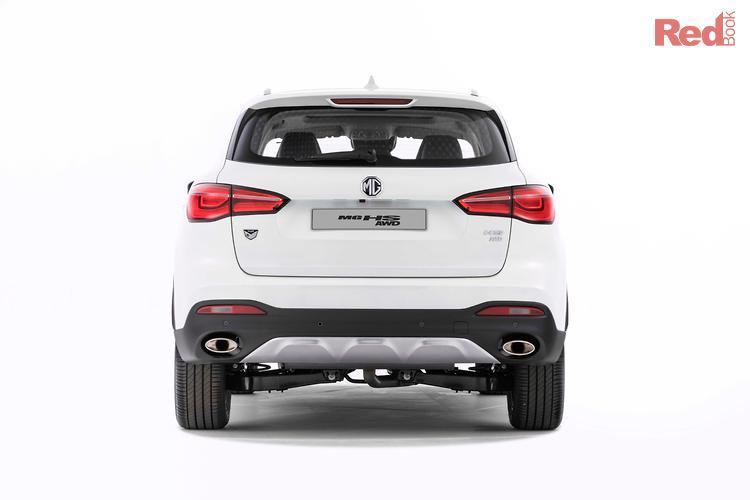2021 MG HS Essence X SAS23 MY21 AWD