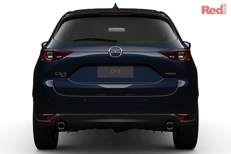 2021 Mazda CX-5 GT KF Series AWD