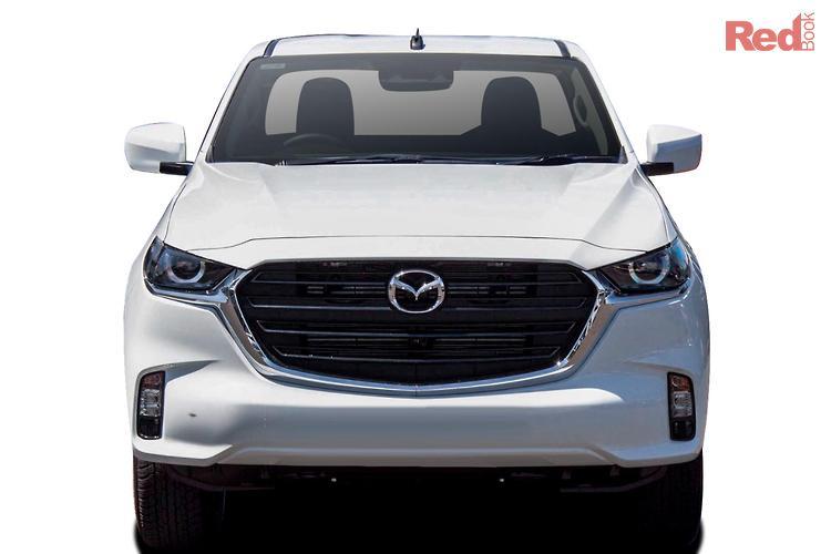 2020 Mazda BT-50 XT TF 4X4 Dual Range