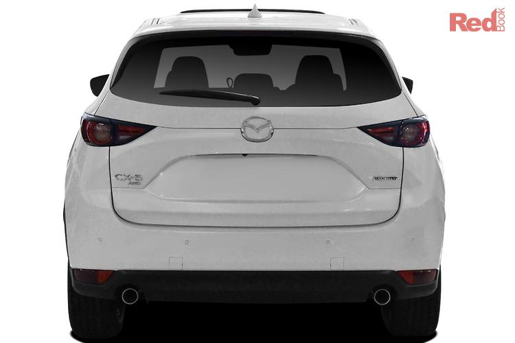 2021 Mazda CX-5 Akera KF Series AWD