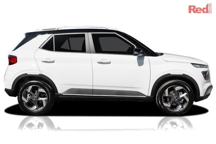 2020 Hyundai Venue Elite QX.V3 MY21