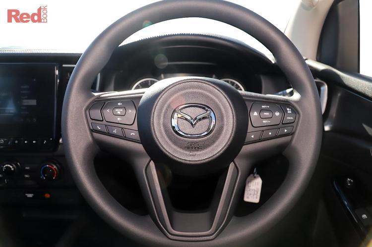 2021 Mazda BT-50 XT TF 4X4 Dual Range