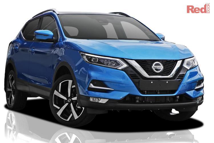 2021 Nissan Qashqai TI J11 Series 3 MY20