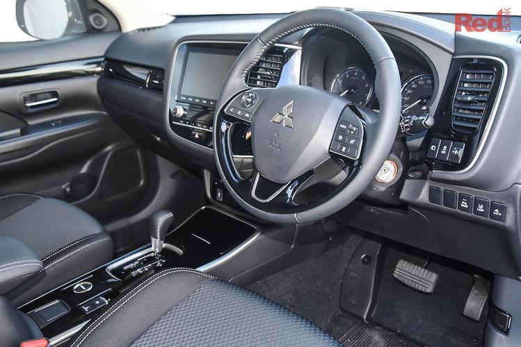 2021 Mitsubishi Outlander ES ZL MY21