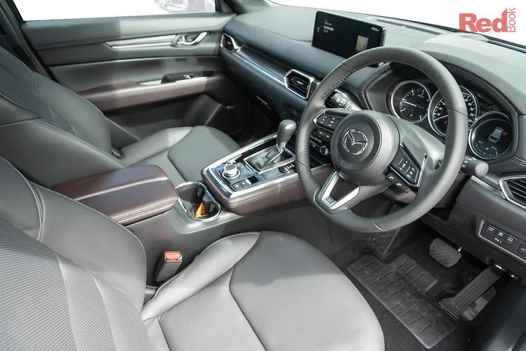 2021 Mazda CX-8 GT KG Series