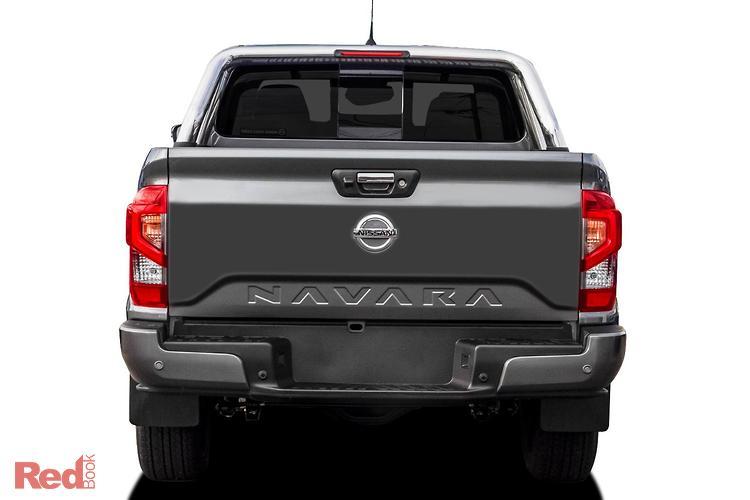 2021 Nissan Navara ST-X D23 4X4 Dual Range