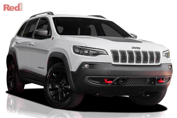 2021 Jeep Cherokee Trailhawk KL MY21 4X4 Dual Range