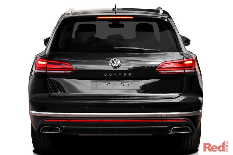 2021 Volkswagen Touareg 170TDI CR MY21