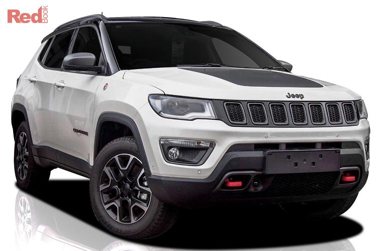 2020 Jeep Compass Trailhawk M6 MY20 4X4 Dual Range