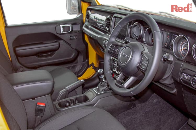 2021 Jeep Wrangler Unlimited Night Eagle JL MY21 4X4 Dual Range
