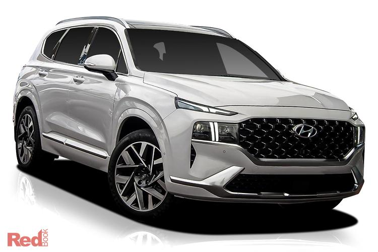 2020 Hyundai Santa FE Highlander TM.V3 MY21 4X4 On Demand
