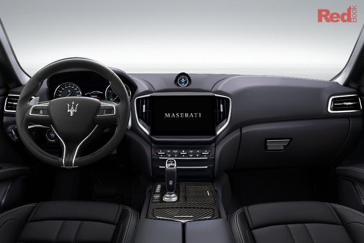 2021 Maserati Ghibli Trofeo M157 MY21