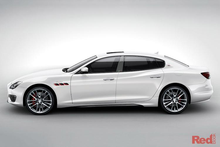 2021 Maserati Quattroporte Trofeo M156 MY21
