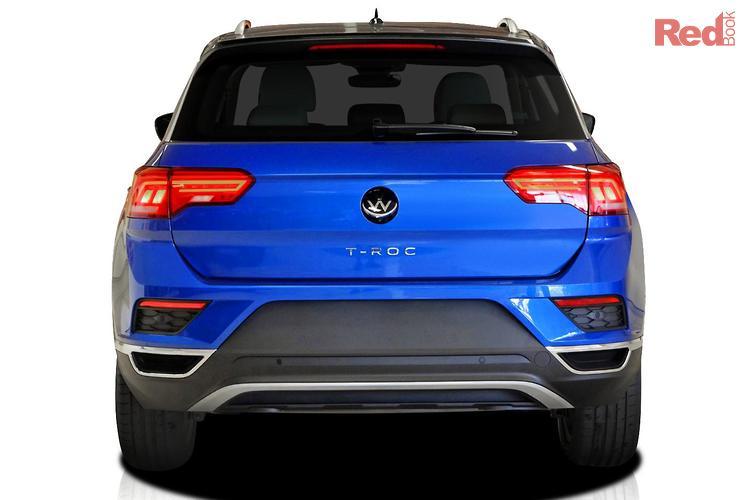 2021 Volkswagen T-ROC 110TSI Style A1 MY21