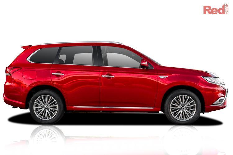 2021 Mitsubishi Outlander Phev Exceed ZL MY21