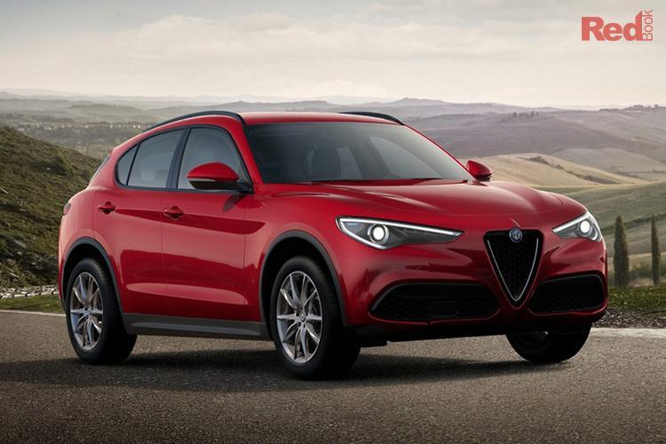 2020 Alfa Romeo Stelvio Sport Series 1 MY20 AWD